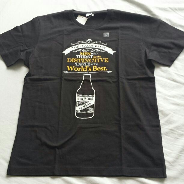 uq 1 ジョリビー×ユニクロTシャツ!!