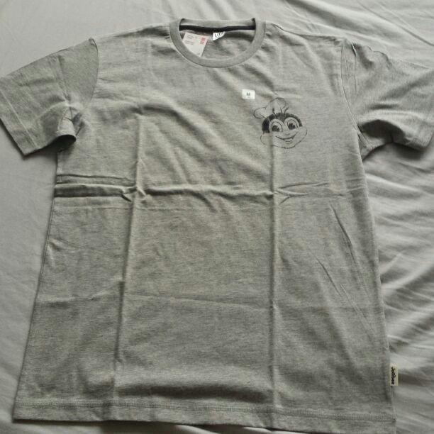 uq 2 ジョリビー×ユニクロTシャツ!!