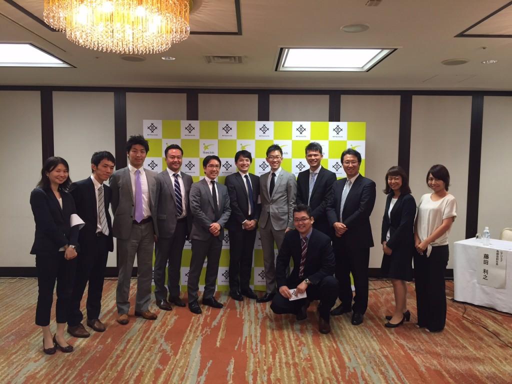 三井物産株式会社と資本業務提携しました