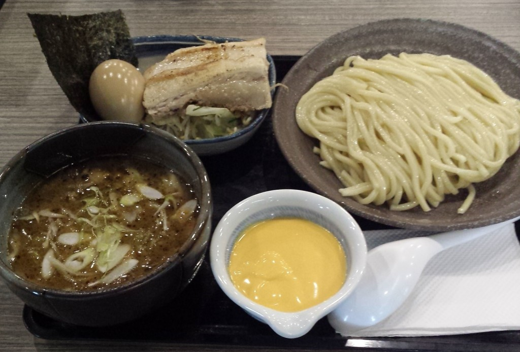 mitsuyado cheese 1024x694 Top 10 Metro Manila Ramen Ranking 2015